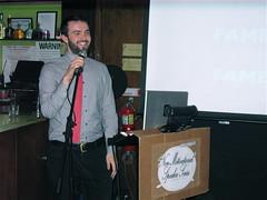 Jamie Wilkinson at the Non-Motivational Speaker Series - April 2009 (gelfmagazine) Tags: april gelf internetfamous jamiewilkinson danmeth juliaallison gelfmagazine nonmotivationalspeakerseries
