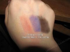 MAC - Eye Shadow x 4 Lucky Tom (lextard) Tags: stylin mac makeup paradisco luckytom eyeshadowx4 cremeroyal
