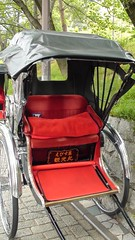 Rickshaw, Nene no Michi, Kyoto