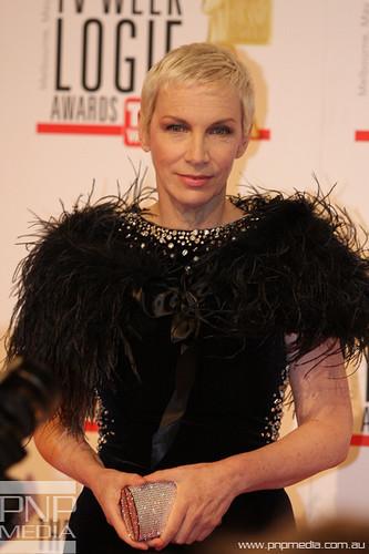 The 51st TV Week Logie Awards 2009   Annie Lennox
