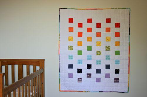 Rainbow's Quilt