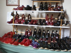 Clogs, clogs and more clogs (Cameleopard2009) Tags: rochester clogs sweeps clogmaker