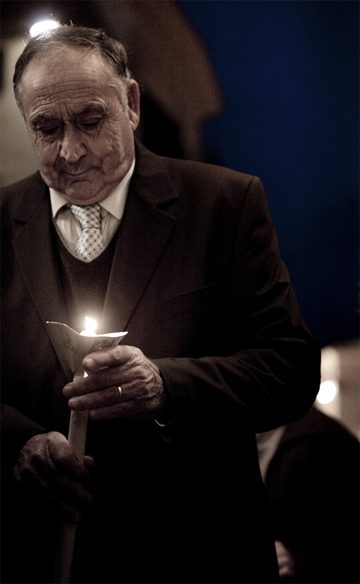 Llum de vela
