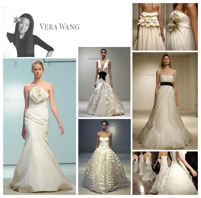 Dalej w temacie sukni – Vera Wang