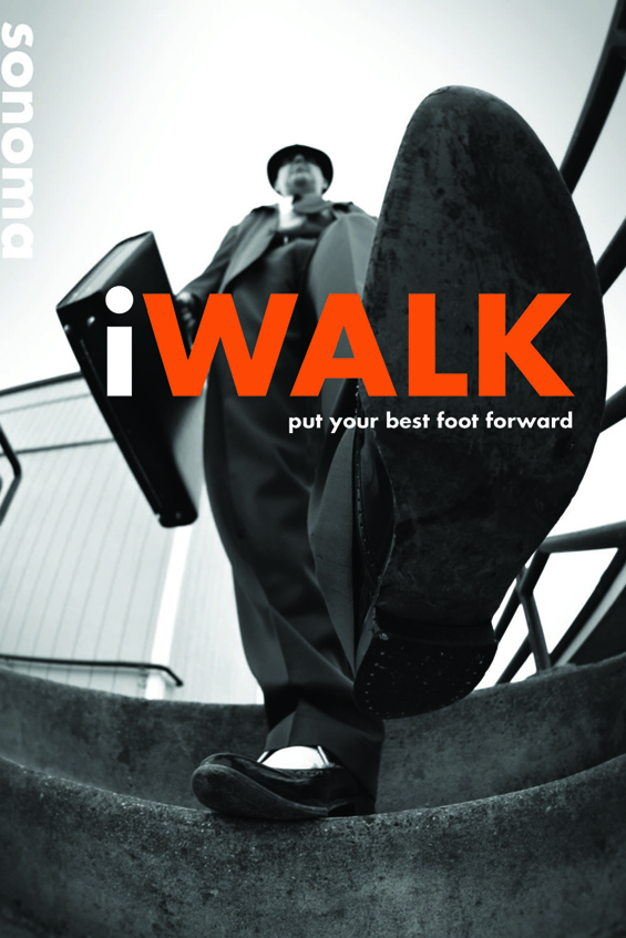 iWALK - put your best foot forward