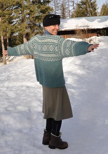 peruvia sweater
