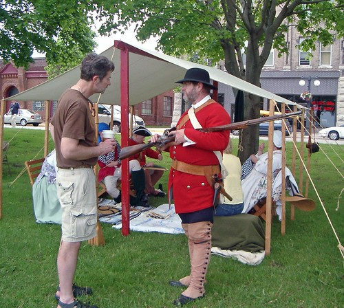 Heritage Re-enactment