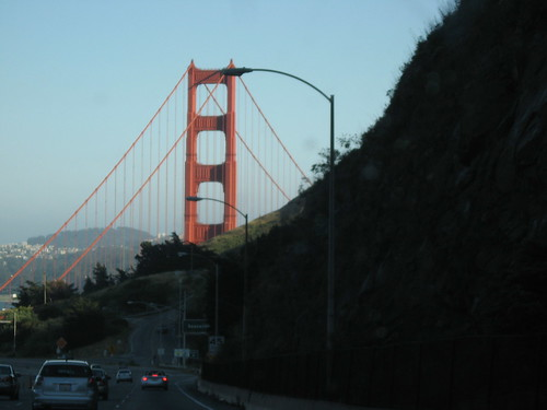 Golden Gate Approach 2 by you.