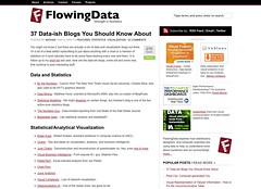 37 Data-ish Blogs You Should Know About | FlowingData_1243552313545