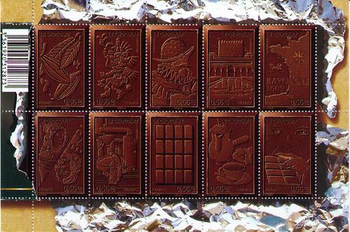 timbre_chocolat
