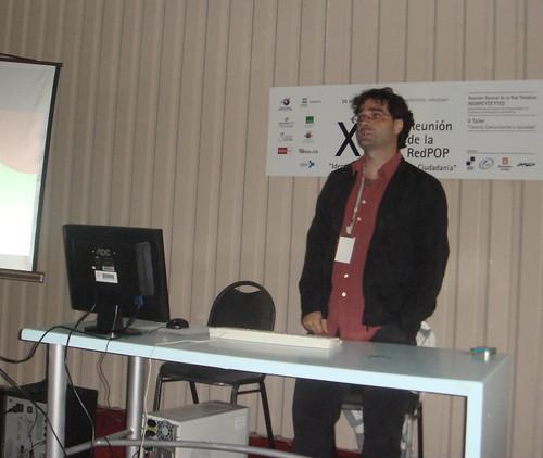 REDPOP- XI Reunión Montevideo, Uruguay