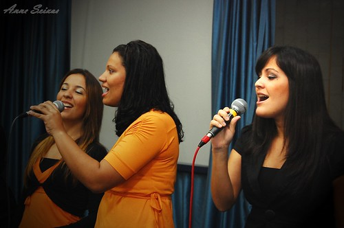 Larissa Muniz, Dayse Marth, Fernanda
