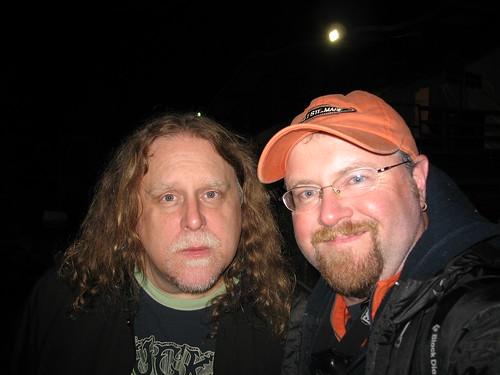 Warren Haynes and me