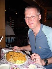 USA - Arkansas - Lakeshore Village - Lakeside Cafe (Jim Strachan) Tags: lakevillage lakeshorecafe