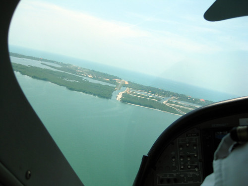 On Approach to Placencia