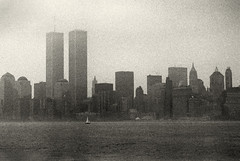 Manhattan with the World Trade Center