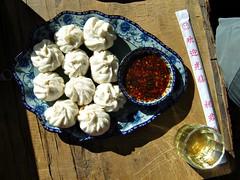Momo - Tibetan Dumplings -  Shangri-La (pacoalfonso) Tags: china trip travel viaje food asia comida shangrila tibetan dumpling viajar pacoalfonso pacoalfonsocom