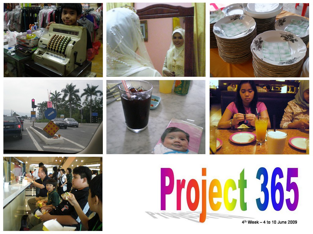 project 365 — 4th week