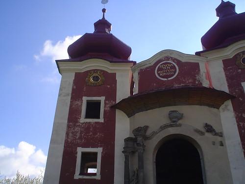 Calvario em Basnka Stavnica