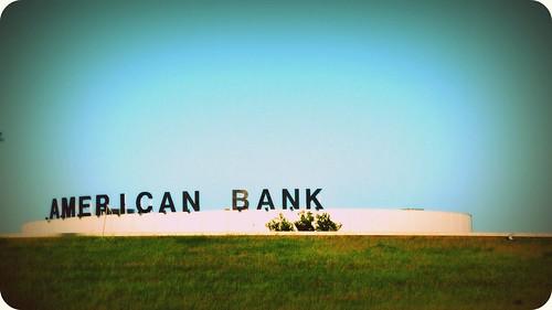 American Bank:  May 17, 2009