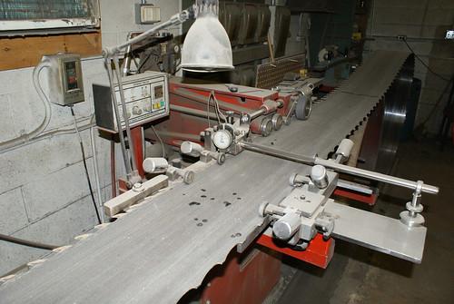 Bade sharpening at HMI
