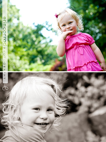 harrell kids: portraits