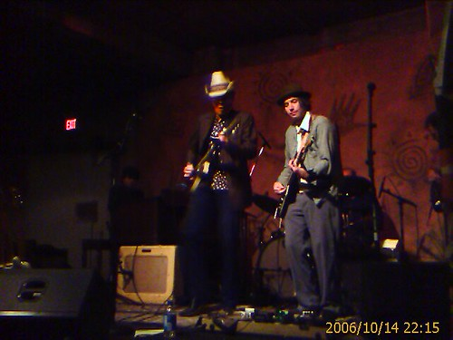 Bo Ramsey and Benson Ramsey Live in Dubuque 10/14/2006
