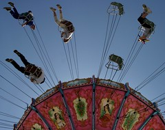 Alameda County Fair (Photo by Pauline Lubens/San Jose Mercury News)