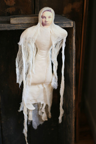 Primitive Ghost Doll