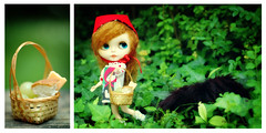 Little Red Riding Hood - 18/365