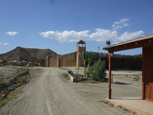 Fort Bravo, Sierra Nevada