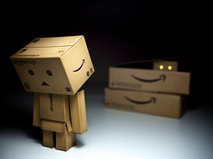 038/365:  Behind Every Sad and Lonely Day Is A Surprisingly Bright And Happy Tomorrow! (Randy Santa-Ana) Tags: smile toys happy sad surprise lonely danbo gf1 project365 danboard 365daysofdanbo