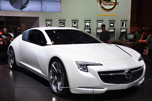 Opel Gte. opel gtE
