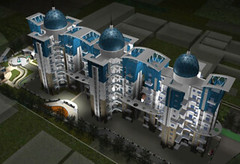 Midori Towers Elevation 1