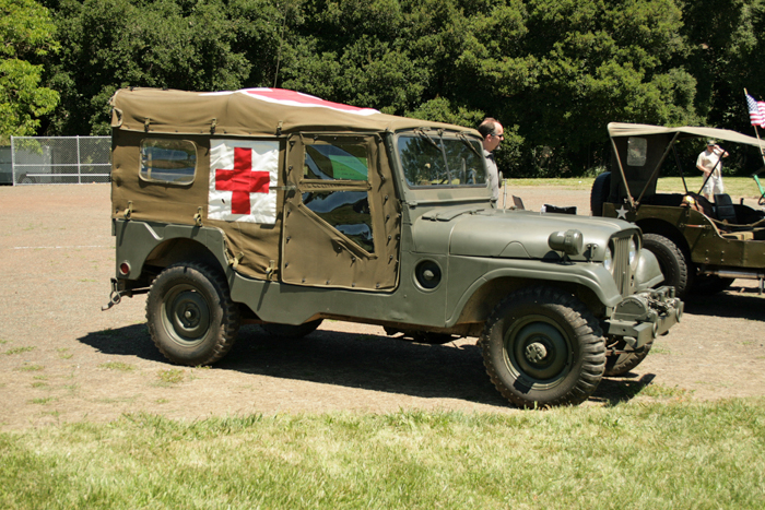 Jeep Ambulance