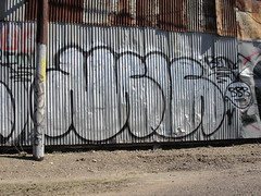 MUERTE (Same $hit Different Day) Tags: graffiti oakland bay east muerte bbb ftl btm