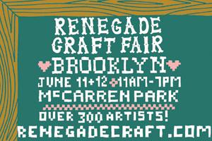 Brooklyn Renegade Craft Fair