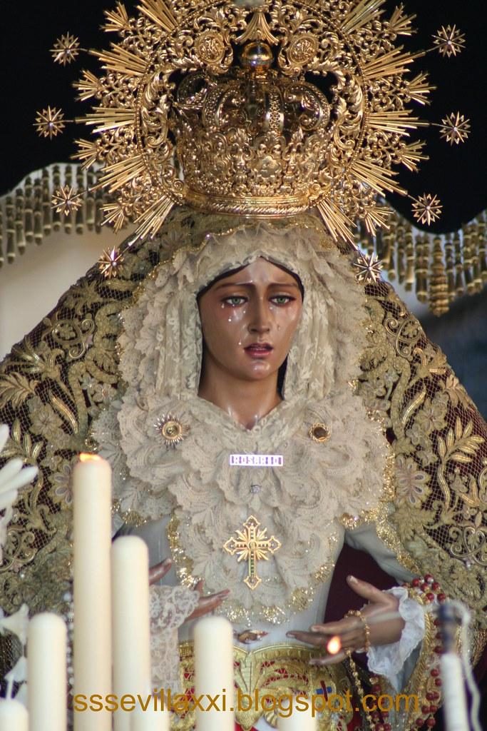 Nuestra Señora del Rosario. Lunes Santo 2009