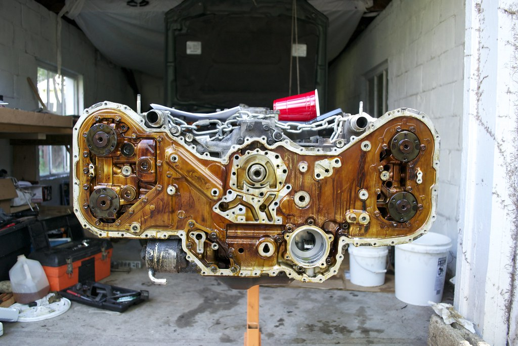 Subaru Outback Vs Forester >> H6 Head gasket replacement - Page 5 - Subaru Outback ...