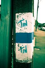 High Brow Graffiti (pixelgrit) Tags: mywalktowork