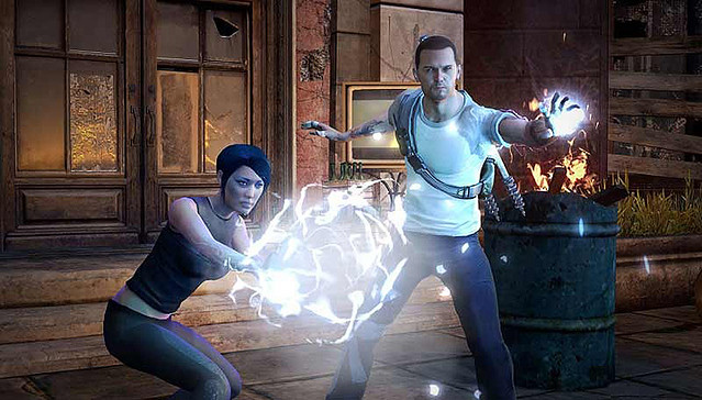inFamous 2 - The dynamic duo