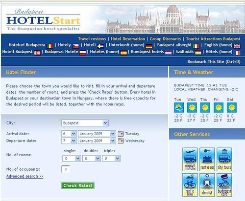 HotelStart