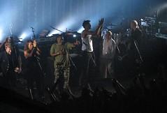 Massive Attack - 30th August 2006 - Le Bataclan, Paris, France (RichardPC) Tags: attack massive