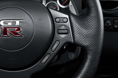 National Speed - GTR Spec V Interior