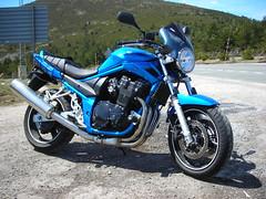 Suzuki Bandit de Segundamano. 3182462071_a233715f46_m