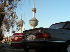 Mercedes-Benz Club in KUWAIT