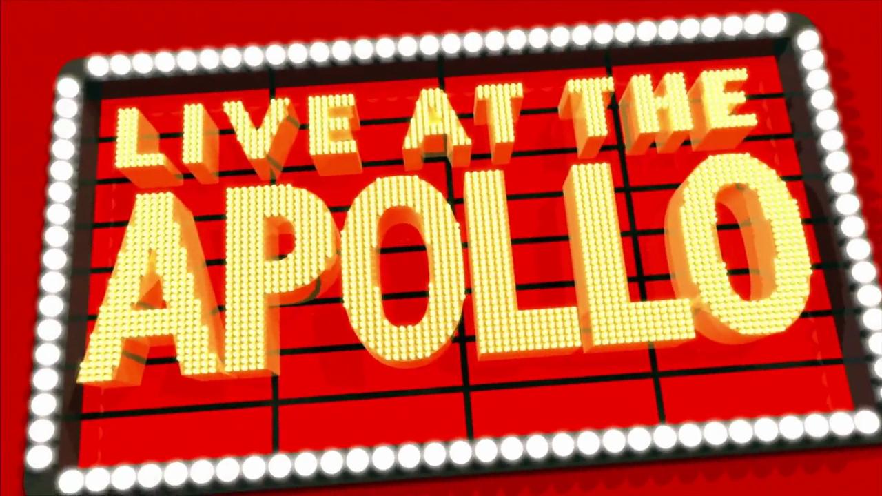 Live At The Apollo   S04E05 (9th January 2009) [HDTV 720p (x264)] preview 3