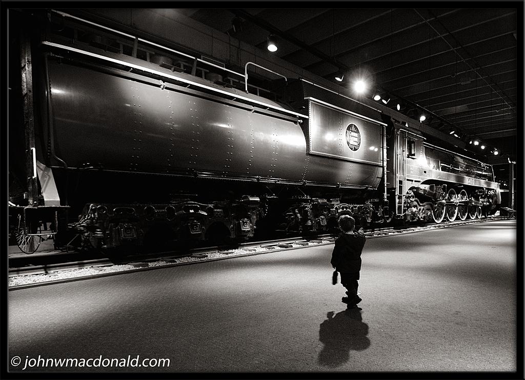 Matthew & Train