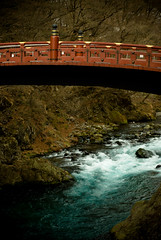 - God's bridge (Kimie_Shima) Tags: bridge japan nikko  wronglens shinkyou itwasfreeeezing