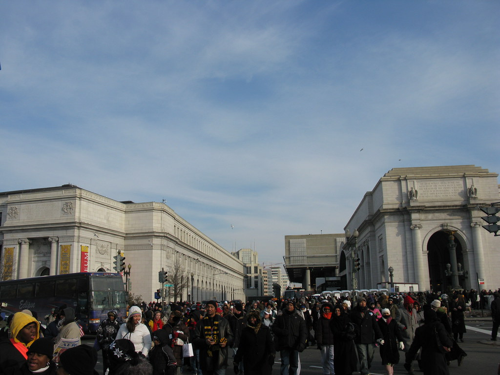 2009 01 20 - 0555 - Washington DC - Union Station
